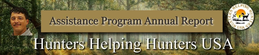 HHH-USA Assistance Program Annual Report